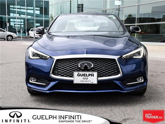 2019 Infiniti Q60 3.0t Red Sport 400 (Stk: I6888) in Guelph - Image 2 of 24