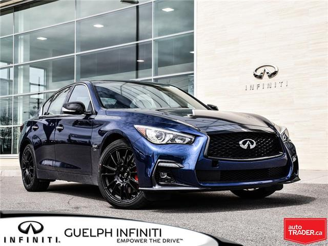 2019 Infiniti Q50 3.0t I-LINE RED SPORT (Stk: I6941) in Guelph - Image 1 of 22