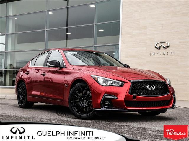 2019 Infiniti Q50 3.0t I-LINE RED SPORT (Stk: I6943) in Guelph - Image 1 of 22