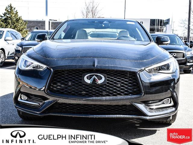 2019 Infiniti Q60 3.0t I-LINE RED SPORT (Stk: I6928) in Guelph - Image 2 of 22