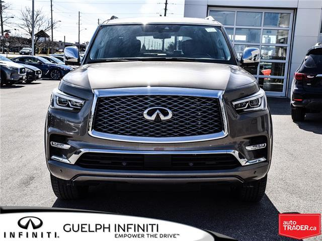 2019 Infiniti QX80 LUXE 7 Passenger (Stk: I6934) in Guelph - Image 2 of 25