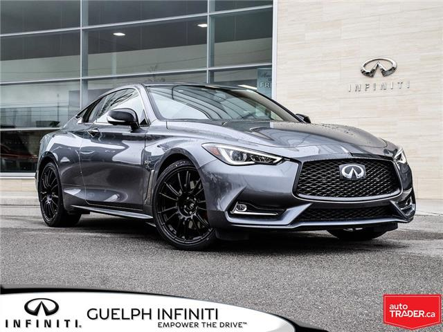 2019 Infiniti Q60 3.0t I-LINE RED SPORT (Stk: I6950) in Guelph - Image 1 of 24