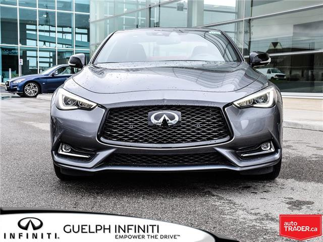 2019 Infiniti Q60 3.0t I-LINE RED SPORT (Stk: I6950) in Guelph - Image 2 of 24