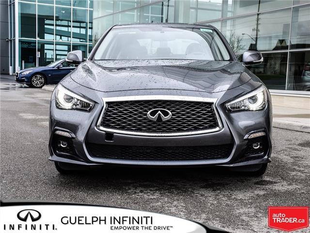 2019 Infiniti Q50 3.0t Signature Edition (Stk: I6951) in Guelph - Image 2 of 24