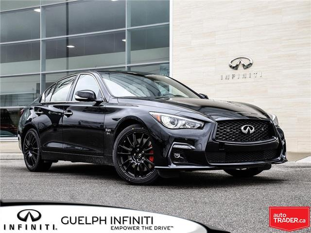 2019 Infiniti Q50 3.0t I-LINE RED SPORT (Stk: I6949) in Guelph - Image 1 of 23