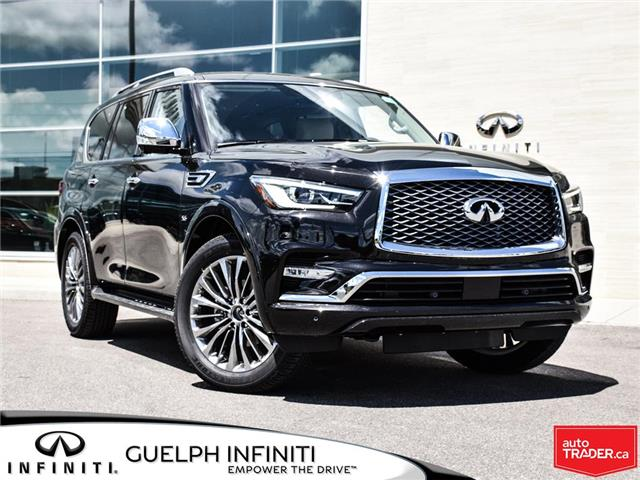 2019 Infiniti QX80 LUXE 7 Passenger (Stk: I6957) in Guelph - Image 1 of 26