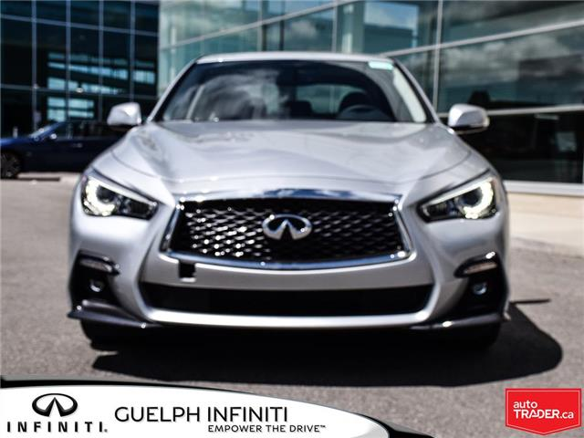 2019 Infiniti Q50 3.0t Signature Edition (Stk: I6961) in Guelph - Image 2 of 22