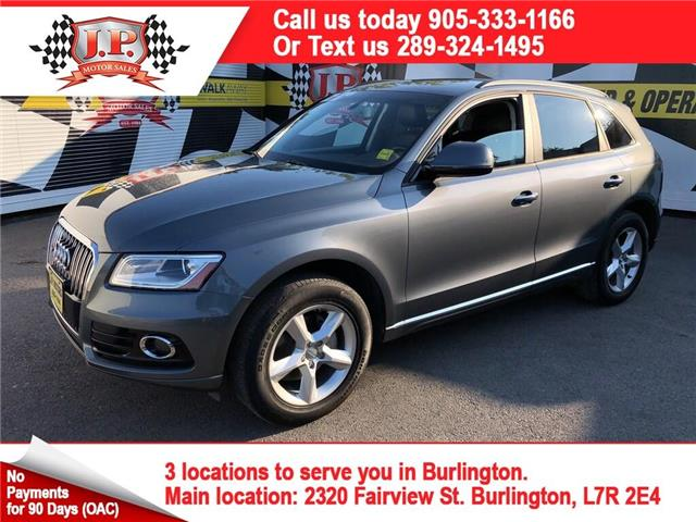 2016 Audi Q5 2.0T Komfort (Stk: 47262) in Burlington - Image 1 of 26