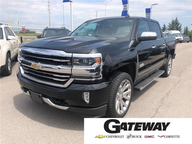 2017 Chevrolet Silverado 1500 High Country|1500|4WD|NAVI| (Stk: PL18185) in BRAMPTON - Image 1 of 19