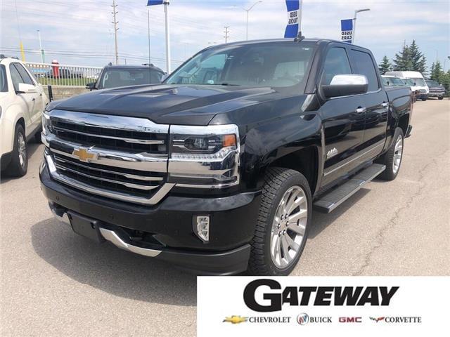 2017 Chevrolet Silverado 1500 High Country|1500|4WD|NAVI| (Stk: PL18185) in BRAMPTON - Image 1 of 19