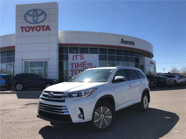 2019 Toyota Highlander XLE (Stk: 30758) in Aurora - Image 1 of 16