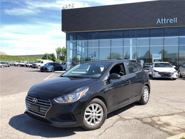 2019 Hyundai Accent Preferred (Stk: 3KPC25) in Brampton - Image 1 of 20