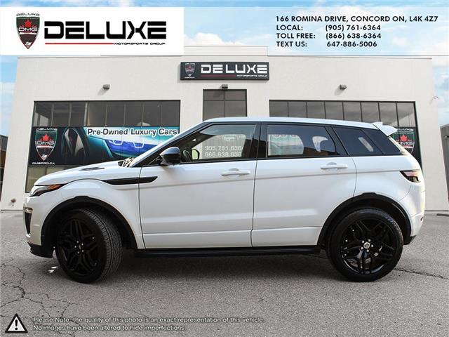 2016 Land Rover Range Rover Evoque HSE DYNAMIC (Stk: D0611) in Concord - Image 3 of 30