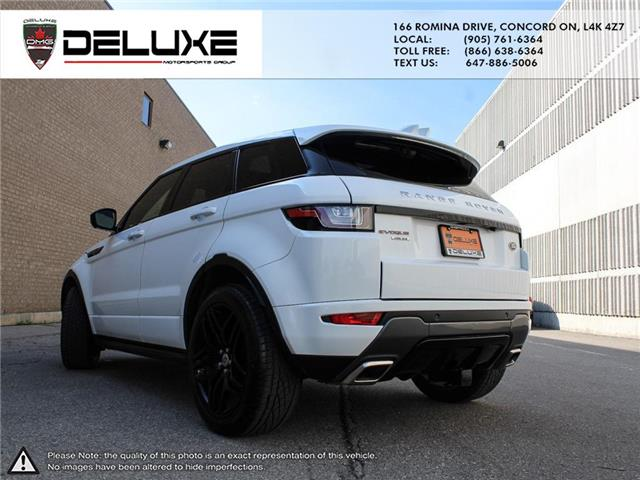 2016 Land Rover Range Rover Evoque HSE DYNAMIC (Stk: D0611) in Concord - Image 10 of 30