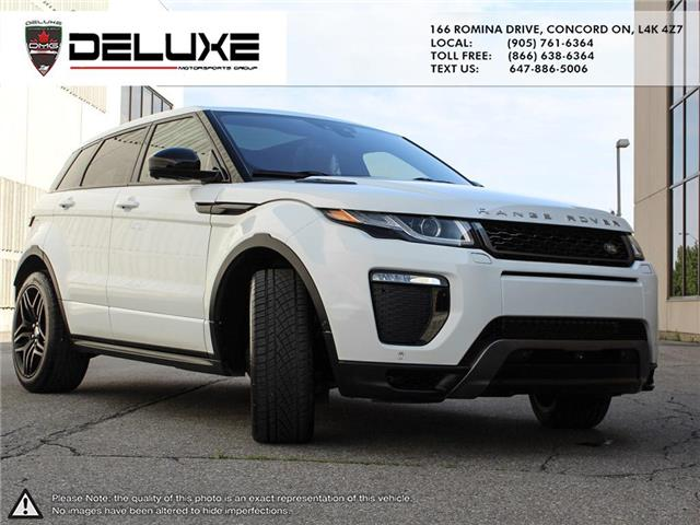 2016 Land Rover Range Rover Evoque HSE DYNAMIC (Stk: D0611) in Concord - Image 11 of 30