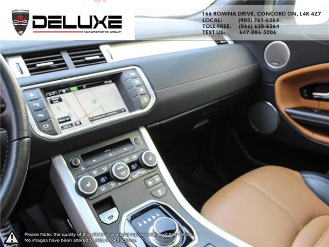 2016 Land Rover Range Rover Evoque HSE DYNAMIC (Stk: D0611) in Concord - Image 24 of 30