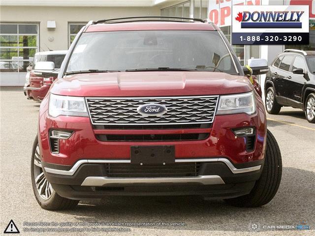 2019 Ford Explorer Platinum (Stk: PLDU6194) in Ottawa - Image 2 of 29