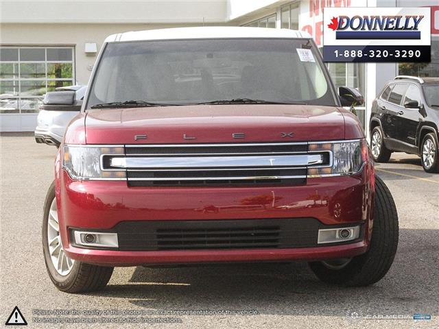 2019 Ford Flex SEL (Stk: PLDU6183) in Ottawa - Image 2 of 29