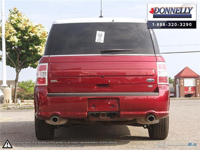 2019 Ford Flex SEL (Stk: PLDU6183) in Ottawa - Image 5 of 29
