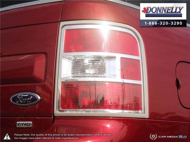 2019 Ford Flex SEL (Stk: PLDU6183) in Ottawa - Image 12 of 29