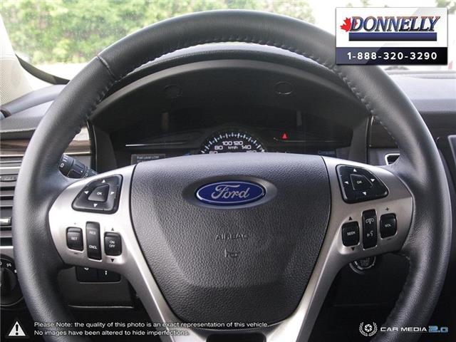 2019 Ford Flex SEL (Stk: PLDU6183) in Ottawa - Image 14 of 29