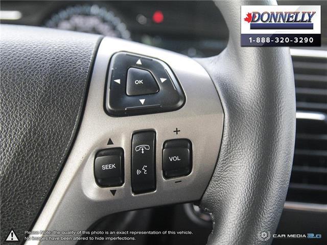 2019 Ford Flex SEL (Stk: PLDU6183) in Ottawa - Image 26 of 29