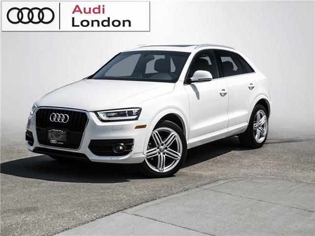 2015 Audi Q3 2.0T Progressiv (Stk: Q19852A) in London - Image 2 of 16