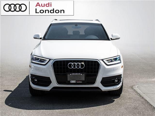 2015 Audi Q3 2.0T Progressiv (Stk: Q19852A) in London - Image 1 of 16