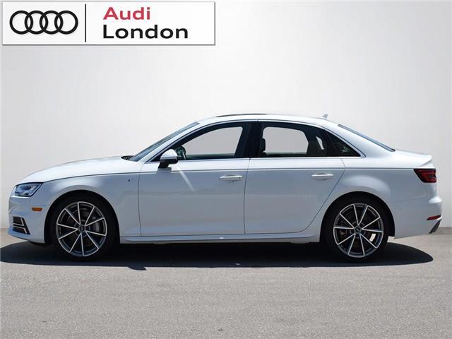 2018 Audi A4 2.0T Progressiv (Stk: 414768) in London - Image 3 of 24