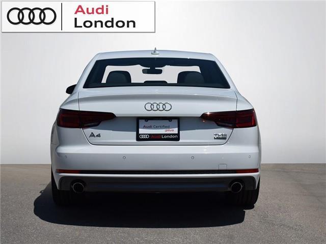 2018 Audi A4 2.0T Progressiv (Stk: 414768) in London - Image 5 of 24