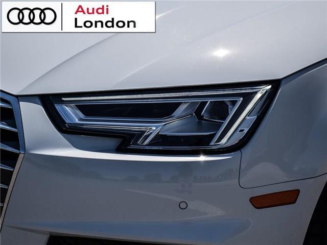 2018 Audi A4 2.0T Progressiv (Stk: 414768) in London - Image 8 of 24