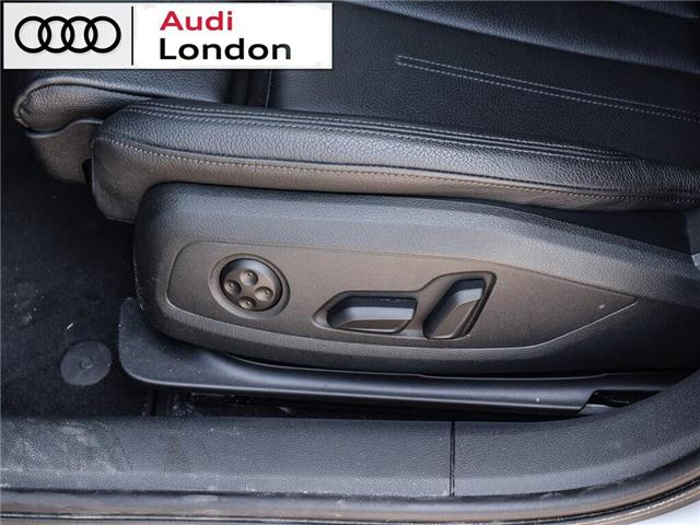 2018 Audi A4 2.0T Progressiv (Stk: 414768) in London - Image 10 of 24
