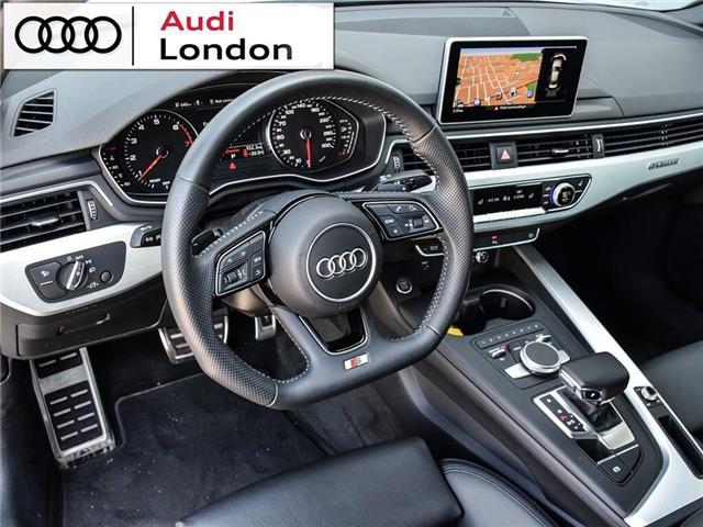 2018 Audi A4 2.0T Progressiv (Stk: 414768) in London - Image 11 of 24