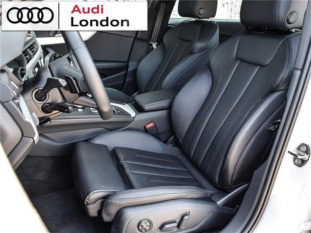 2018 Audi A4 2.0T Progressiv (Stk: 414768) in London - Image 14 of 24