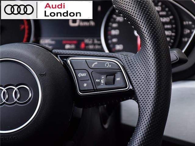 2018 Audi A4 2.0T Progressiv (Stk: 414768) in London - Image 18 of 24