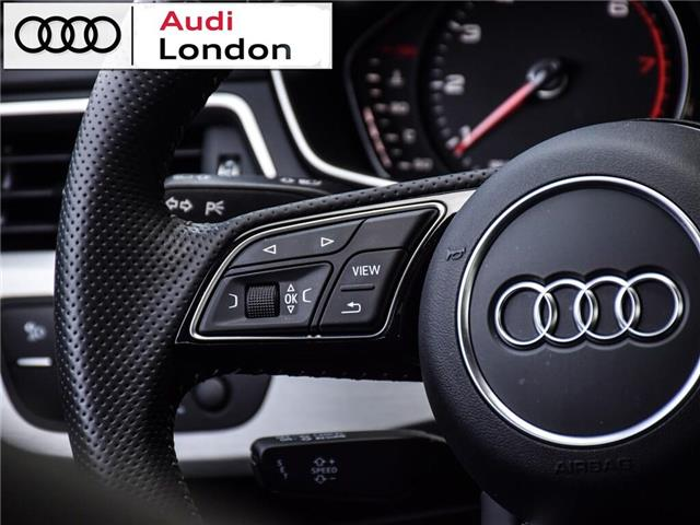 2018 Audi A4 2.0T Progressiv (Stk: 414768) in London - Image 19 of 24