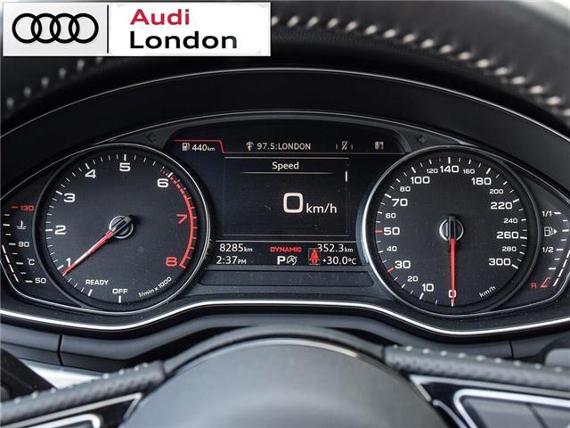 2018 Audi A4 2.0T Progressiv (Stk: 414768) in London - Image 24 of 24