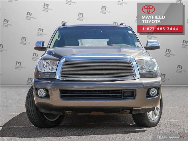 2010 Toyota Sequoia Platinum 5.7L V8 (Stk: 1901445A) in Edmonton - Image 2 of 20