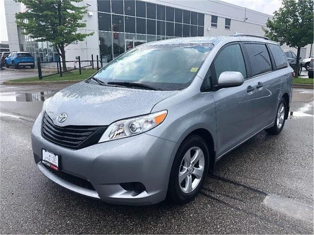 2017 Toyota Sienna  (Stk: u2688) in Vaughan - Image 1 of 9