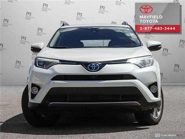 2018 Toyota RAV4 Hybrid Limited (Stk: 190791A) in Edmonton - Image 2 of 20