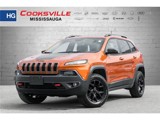 2016 Jeep Cherokee Trailhawk (Stk: 653071T) in Mississauga - Image 1 of 20