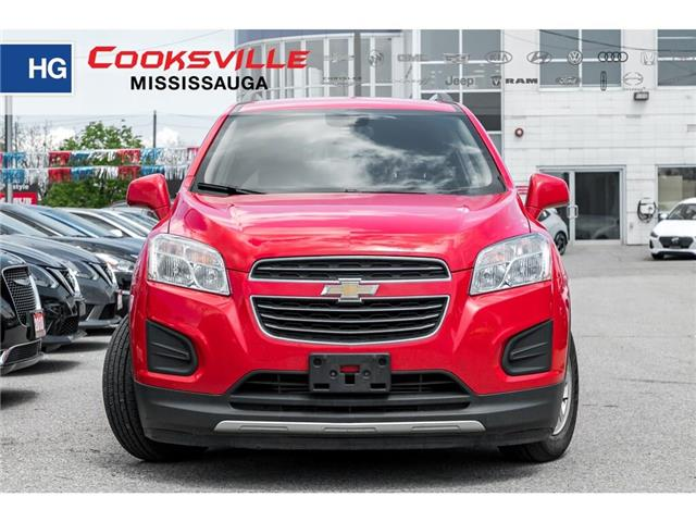 2016 Chevrolet Trax LT (Stk: 7922PT) in Mississauga - Image 2 of 18