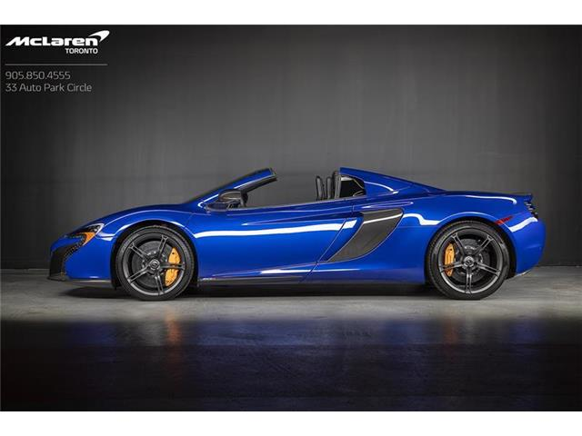 2015 McLaren 650S Spider (Stk: VM001) in Woodbridge - Image 1 of 19