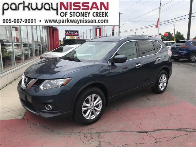 2016 Nissan Rogue SV (Stk: N1490) in Hamilton - Image 1 of 12
