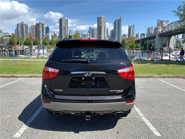 2012 Hyundai Veracruz  (Stk: 7K26631) in Vancouver - Image 9 of 23
