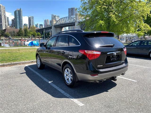 2012 Hyundai Veracruz  (Stk: 7K26631) in Vancouver - Image 10 of 23