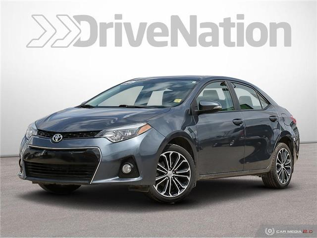 2015 Toyota Corolla S (Stk: A2891) in Saskatoon - Image 1 of 27