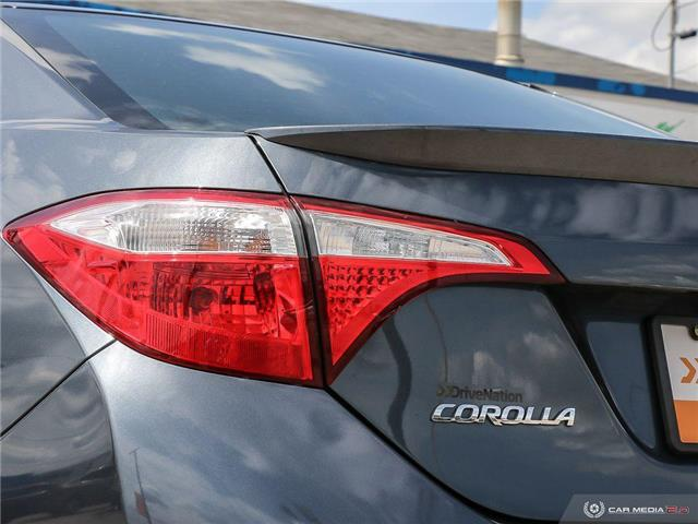 2015 Toyota Corolla S (Stk: A2891) in Saskatoon - Image 12 of 27
