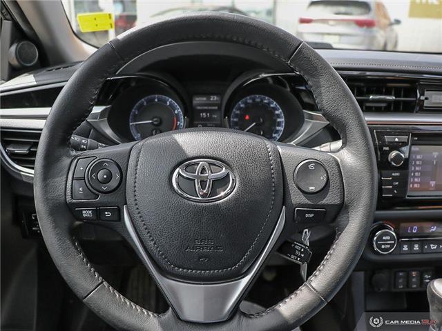 2015 Toyota Corolla S (Stk: A2891) in Saskatoon - Image 14 of 27