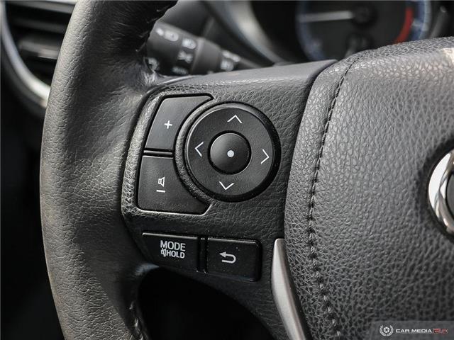 2015 Toyota Corolla S (Stk: A2891) in Saskatoon - Image 17 of 27
